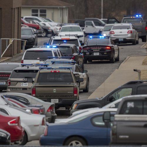 MORTE: Tiroteio deixa vítimas em escola do Kentucky, nos EUA