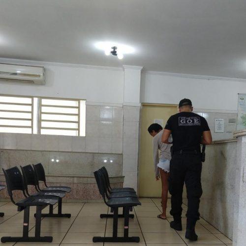 REGIÃO: Mulher é presa por favorecer prostituição de menores