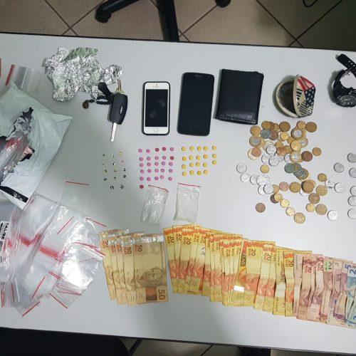 BARRETOS: Tráfico de drogas e Associação ao Tráfico de drogas