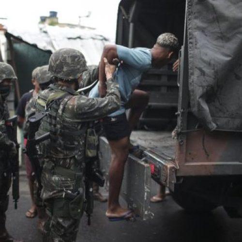 RJ: Senado analisa nesta terça decreto de intervenção federal na segurança pública do Rio