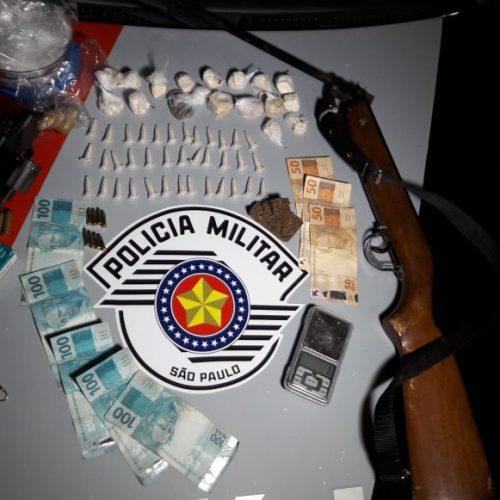 BARRETOS: Casal que tentava sair da cidade com drogas foi pego e mais coisas foram encontradas em sua residência