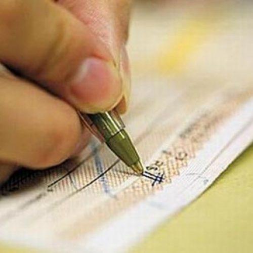 BARRETOS: Ladrão invade escritório e furta 50 cheques que haviam sido devolvidos