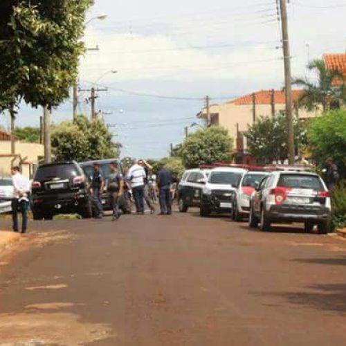 REGIÃO: Empresário mata ex-mulher a tiros