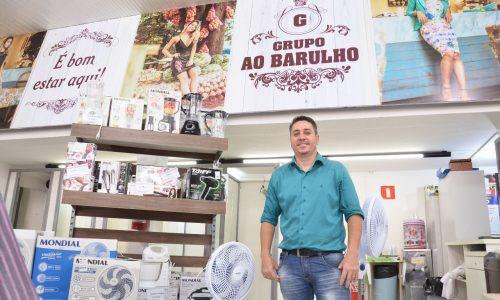 LOJA AO BARULHO SOB NOVA DIREÇÃO