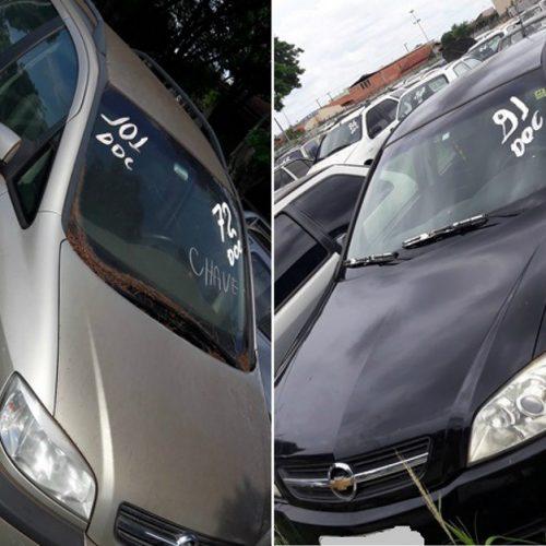 BARRETOS: Detran realiza leilão de 483 veículos em Barretos; 43 podem voltar a circular