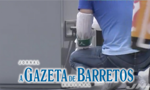 BARRETOS: Ladrões invadem supermercado, tentam arrombar cofre e fogem sem levar nada