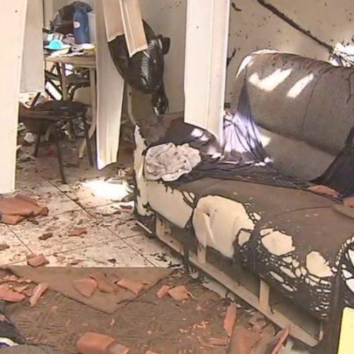 REGIÃO: Morre segunda vítima de explosão causada por vazamento de gás em casa