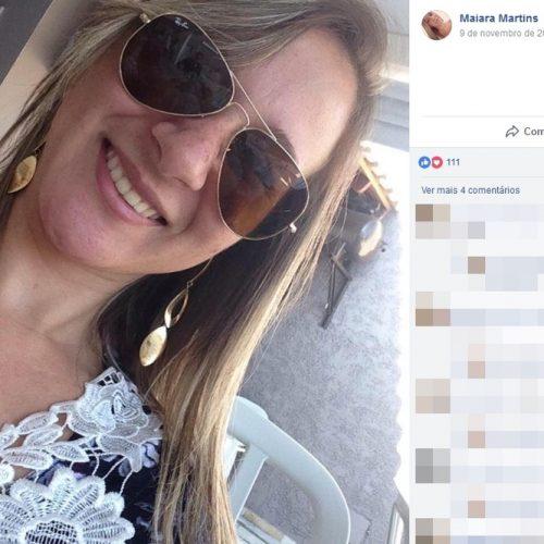 INVESTIGAÇÃO: Polícia investiga morte de mulher que caiu de carro em movimento