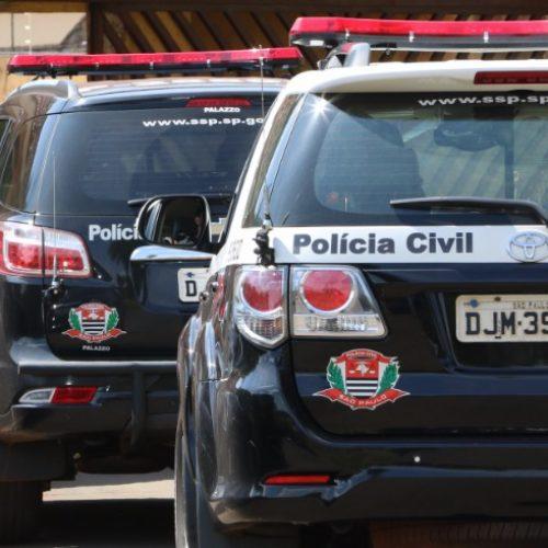 REGIÃO: Jovem é detido pela Polícia Civil após confessar matar homem e jogar corpo em rio