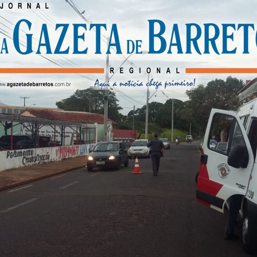 BARRETOS: POLÍCIA MILITAR TRABALHANDO COM FOCO NA PREVENÇÃO!
