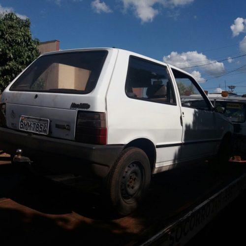 BARRETOS: Policia prende homens por roubo de veículo e uso de simulacro