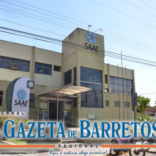 BARRETOS: SAAE faz manutenção em Poço e interrompe provisoriamente fornecimento em bairros