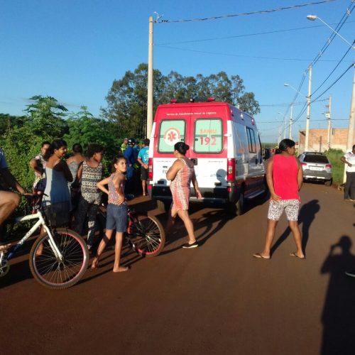 URGENTE: Mulher e atropelada e morre em Pitangueiras