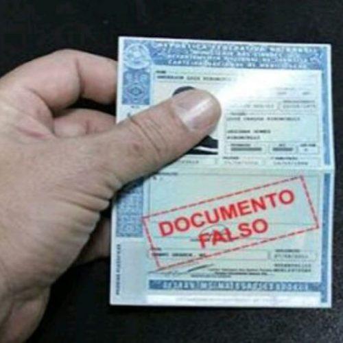 BARRETOS: Funcionaria pública é presa com Habilitação falsa no Poupatempo