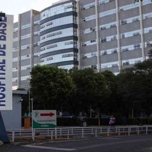 REGIÃO: Hospital de Base adota restrições para diminuir número de pessoas nos corredores