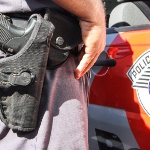 REGIÃO: Suspeito de roubo morre em troca de tiros com a polícia