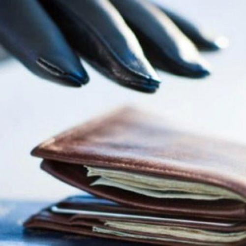 BARRETOS: Idoso tem carteira furtada por desconhecida