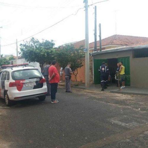 REGIÃO: Polícia prende acusado de matar idoso