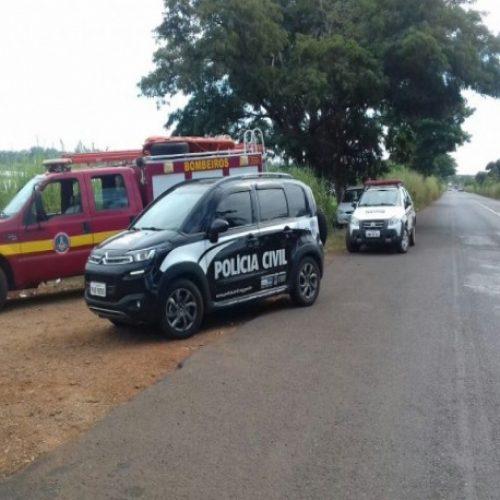 REGIÃO: Corpo de uma mulher barretense encontrado no Rio Grande em Planura MG