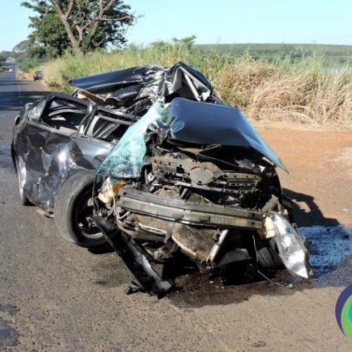 REGIÃO: ACIDENTE FATAL EM PLANURA