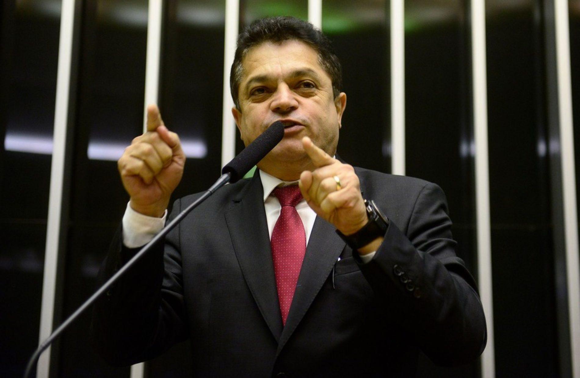 POLÍTICA: Deputado preso integra comissão que prepara novo Código de Processo Penal