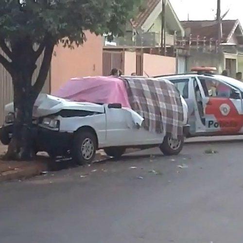REGIÃO: Casal e morto a tiros em Morro Agudo