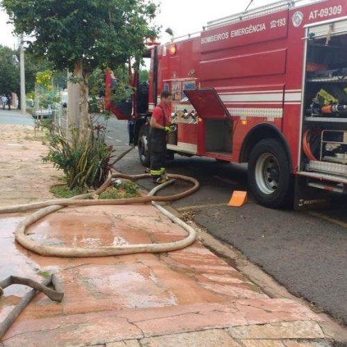 REGIÃO: Homem assume ter colocado fogo na casa da própria mãe