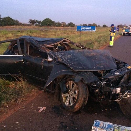 ACIDENTE NA REGIÃO: Jovem miguelopense de 27 anos perde a vida em acidente