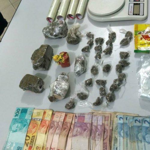 BARRETOS: FORÇA TÁTICA prende em flagrante mais um traficante