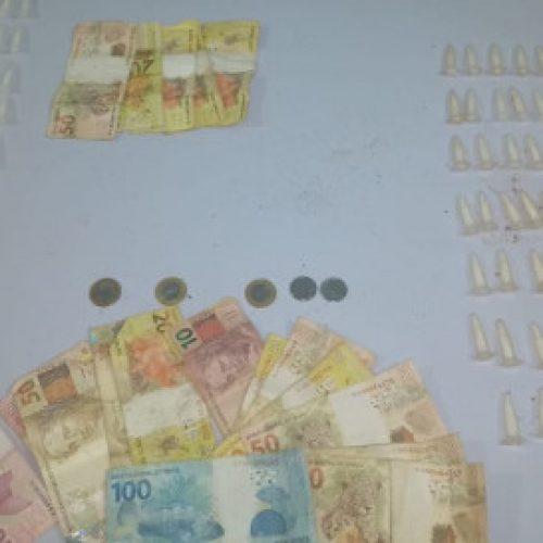 BARRETOS: Equipes da Policia Militar realizavam operação e prendem quatro por tráfico de drogas