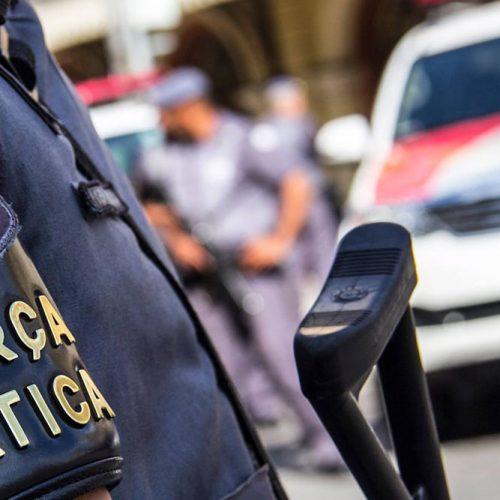 BARRETOS: Força Tática prende em flagrante homem com objetos furtados em residência