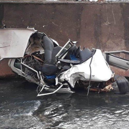 REGIÃO: Dois morrem e uma fica ferido em acidente grave