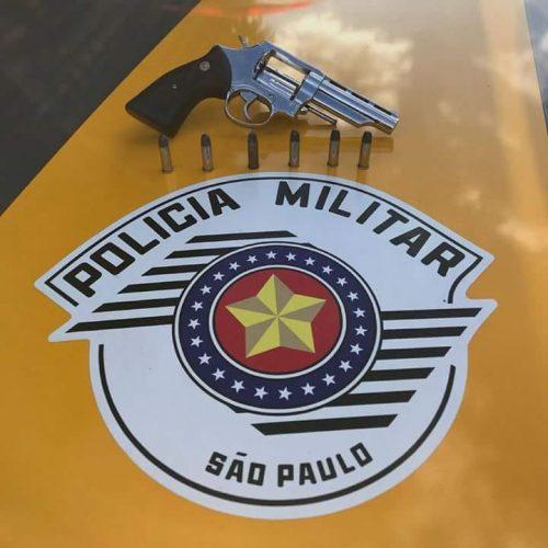REGIÃO: Operação Divisa da polícia na SP 413 termina com dois presos e uma arma de fogo apreendida