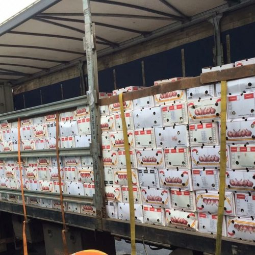BARRETOS: Empresário registra furto de caminhão carregado com 15 toneladas de alho