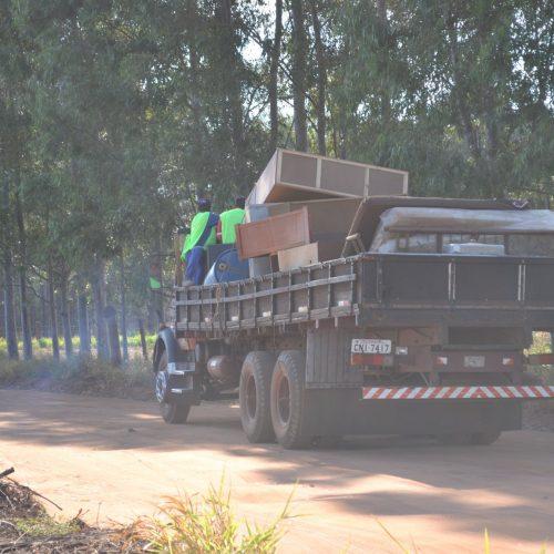 REGIÃO: CERCA DE 250 FAMÍLIAS SÃO DESPEJADAS