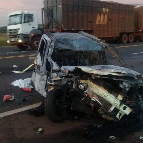 REGIÃO: Jovem morre em acidente na SP-255