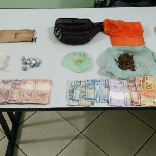 BARRETOS: Menino de 10 anos, em companhia de amigo de 16 anos, foi detido traficando drogas