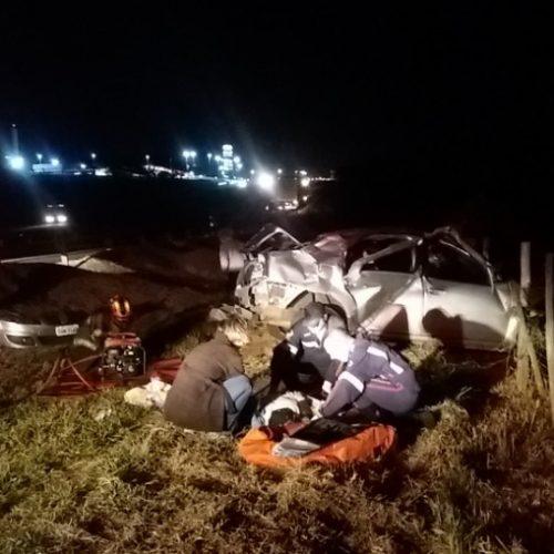 REGIÃO: Idoso morre a caminho de velório na Washington Luís