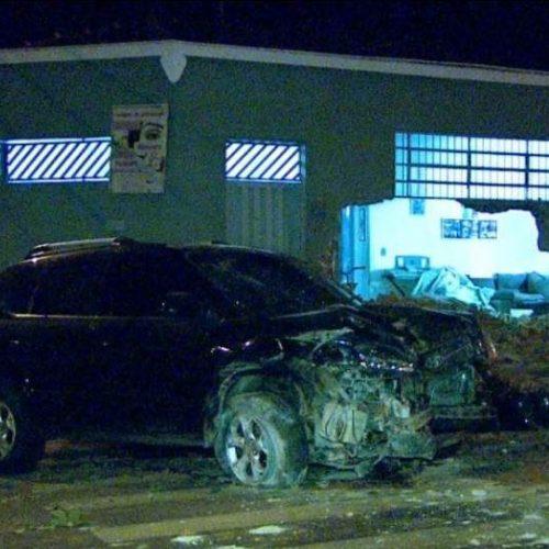 REGIÃO: Presos com Tucson roubada estavam no terceiro crime do dia
