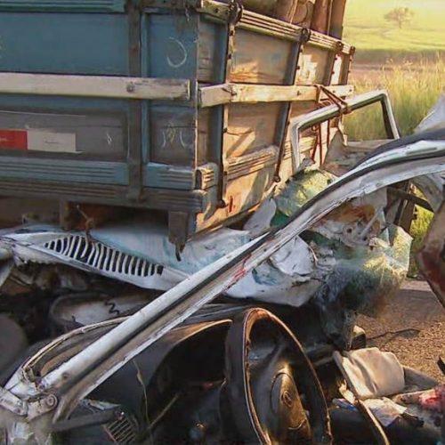 REGIÃO: Dois acidentes graves na Anhanguera deixam sete pessoas feridas