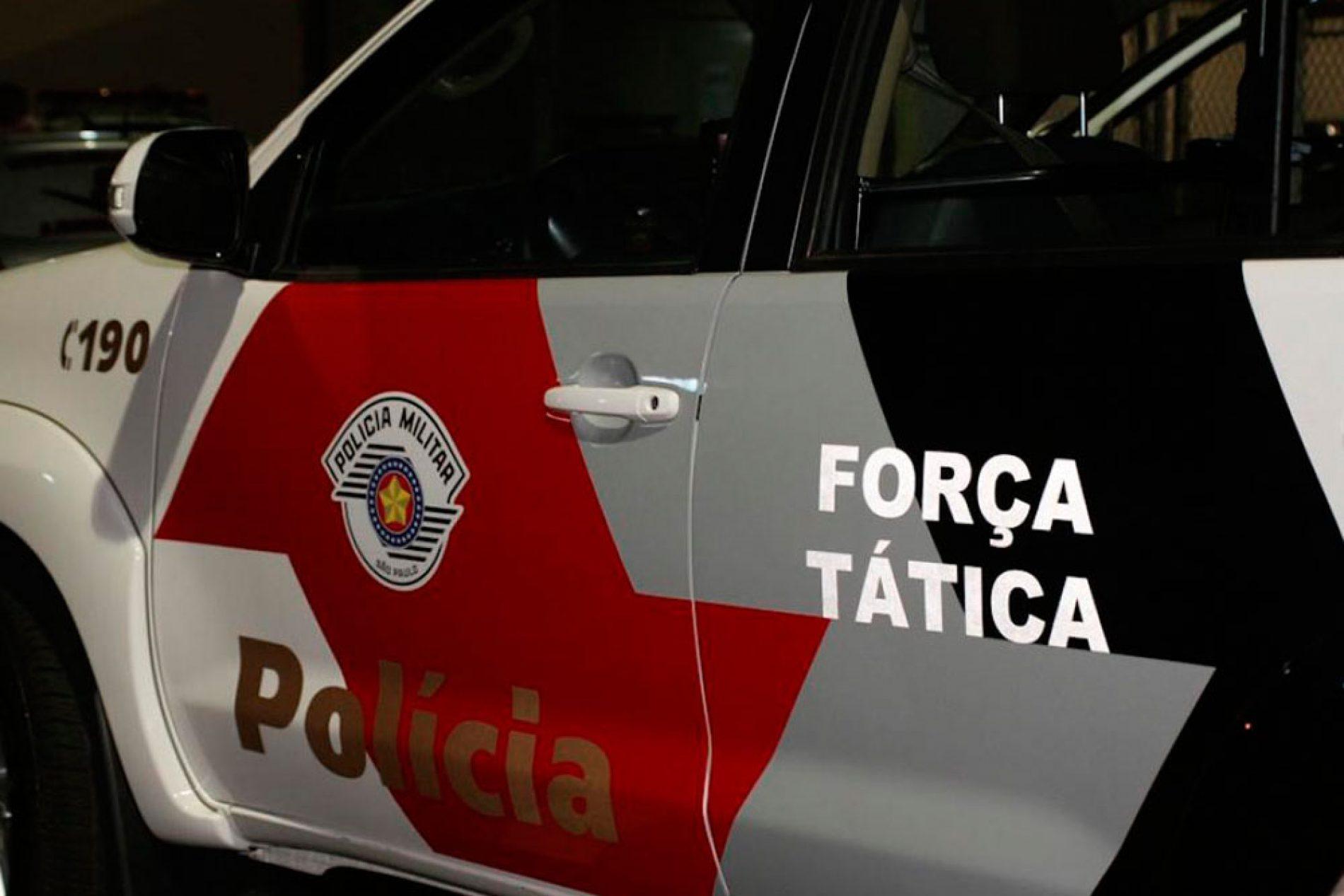 BARRETOS: Força Tática prende auxiliar de manutenção traficando drogas no bairro Dom Bosco