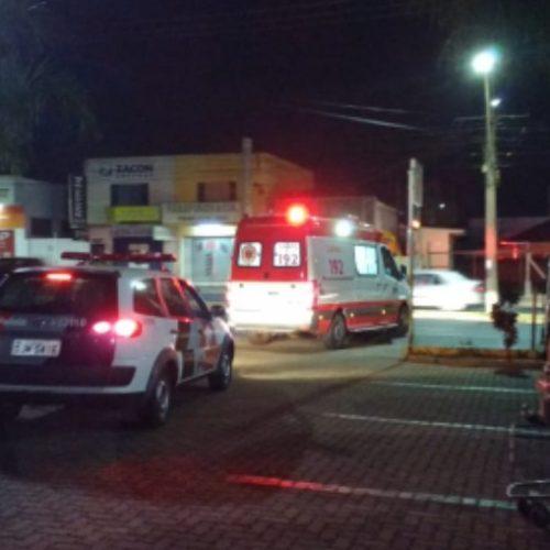 REGIÃO: Ladrão é baleado por PM da reserva em tentativa de roubo