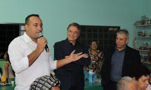 BARRETOS: Pré-candidato a Presidente Álvaro Dias e pré-candidato ao senado por São Paulo Mario Covas Neto visitam Barretos/SP.