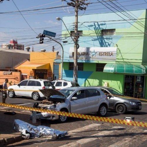 REGIÃO: Jovem de 21 anos morre em acidente após furar sinal vermelho