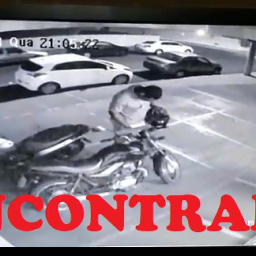 BARRETOS: Policia Militar localiza e recupera moto furtada