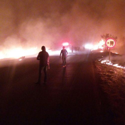 BARRETOS- Acidente na rodoviaAssis Chateaubriand entre Moto Vs Carro deixa uma vitima fatal