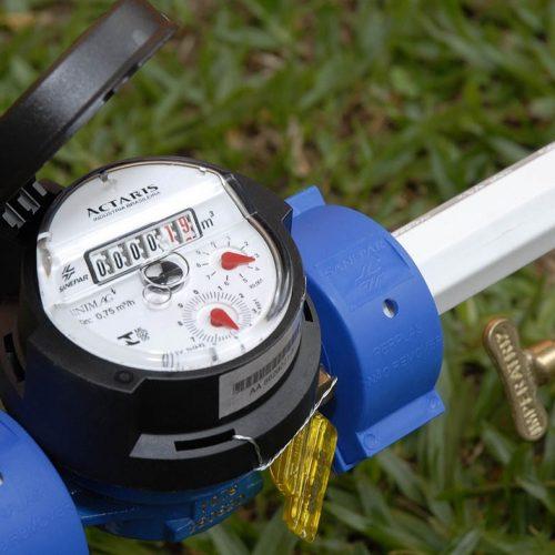 BARRETOS: Furto de hidrômetro em residência
