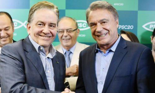 ELEIÇÕES 2018: PSC desiste de ter candidato próprio a presidente e indica Paulo Rabello de Castro para vice de Alvaro Dias