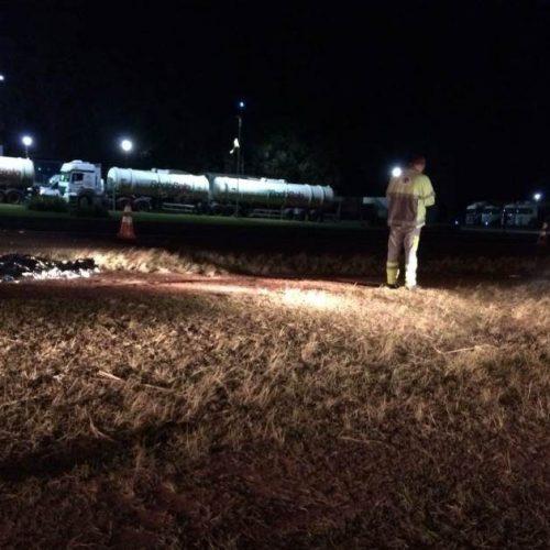 REGIÃO: Polícia identifica mulher que morreu em acidente na madrugada