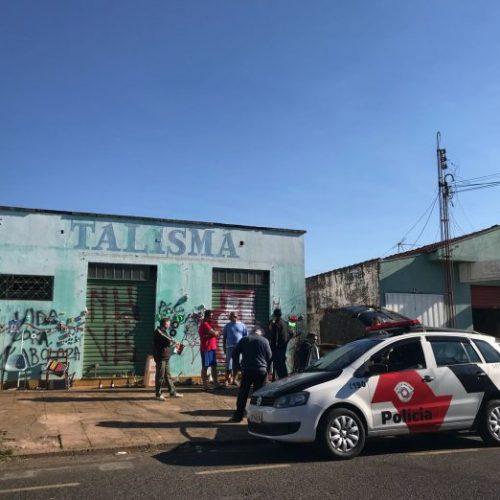 REGIÃO: Morador de rua é encontrado morto
